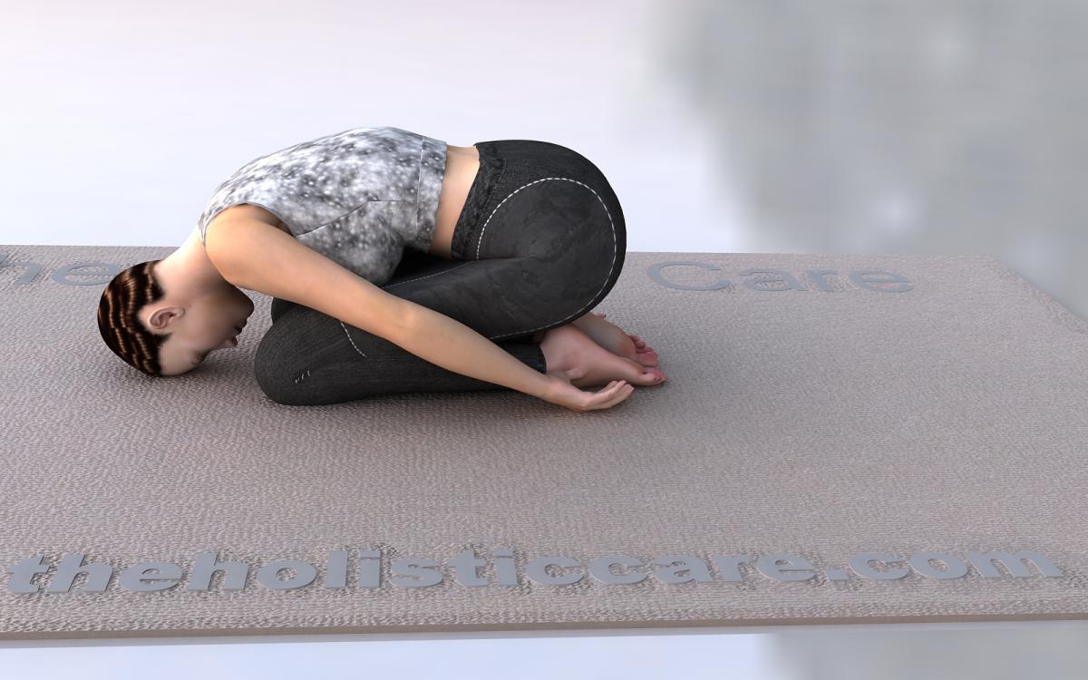 Balasana - Child Yoga Pose
