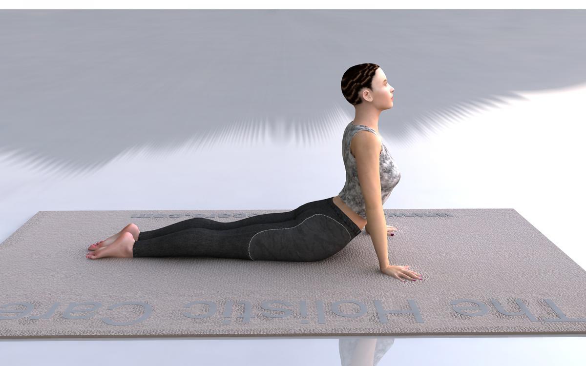 Bhujangasana Cobra Yoga Pose